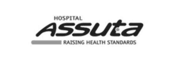 Assuta Logo BW@2x
