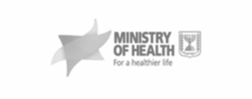 Ministry of Health Logo BW@2x