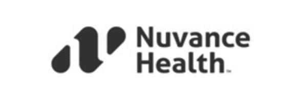 Nuvance Logo BW@2x