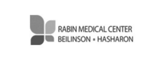 Rabin Med Center Logo BW@2x