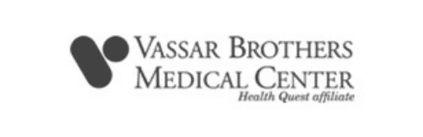 Vassar Brothers Logo BW@2x